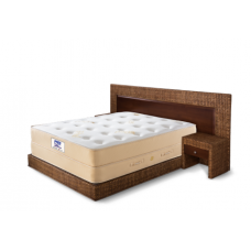 PEPS Restonic Carousel Pocketed Single Coat Mattress